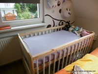 Babybett aus Kiefernholz ab 300 €