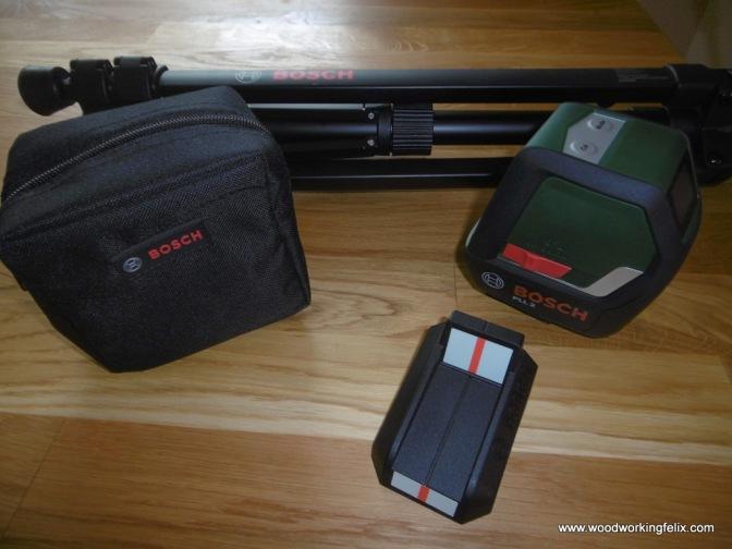 TEST: Bosch PLL2 mit Stativ
