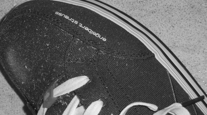 Der neue Schuh…